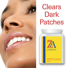 ZARINA WHITENING CAPSULES FAIR EVEN COMPLEXION CLEARS DARK PATCHES