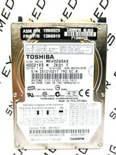 Toshiba 40GB MK4026GAX IDE (HDD2193 M ZK01 T) Laptop HardDrive WIPED & TESTED!