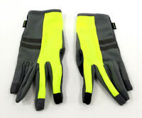 Pearl iZUMi Men's Escape Thermal Cycling Running Gloves Screaming Yellow Large