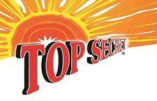 Top Secret Angelsport Artikel für Karpfen