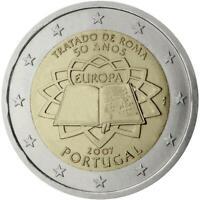 Portogallo 2007 Tdr Traité De Roma