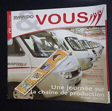 Revue Printemps été 2007 RAPIDO_CAMPING-CAR