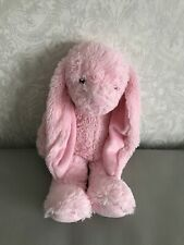 Chad Valley DESIGN A BEAR Pink BUNNY RABBIT Plush Toy Lapin Argos soft 15""