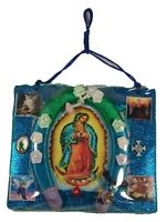 UNIQUE HORSESHOE VIRGEN DE GUADALUPE FOR GOOD LUCK AND PROTECTION