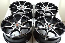 15 Wheels Elantra Sonata Cabrio Prius C Civic Galant Reno MR2 4x100 4x114.3 Rims