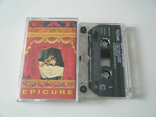 EAT EPICURE CASSETTE TAPE FICTION 1993