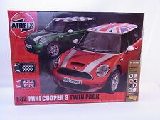Lot 6041 | Airfix a50126 mini cooper s Twin Pack 1:32 ungebaut nuevo en OVP