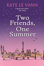 Two Friends, One Summer, Kate Le Vann