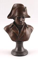 Sculpture Bronze Buste Napoléon Canova h24, 5 cm 9937020-ds