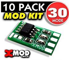XBOX ONE X, S, ELITE ORIGINAL MOD CHIP RAPID FIRE CONTROLLER XMOD 30 MODE,LOT 10