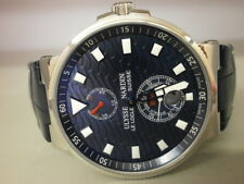 Ulysse Nardin Blue Wave 263-68LE S/S Limited 41MM Auto Watch. MINT. B/P.