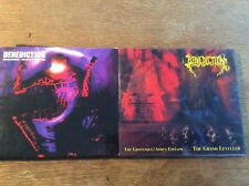 Benediction [2 CD Alben] Grind Bastard  + Grand Leveller / Nuclear Blast
