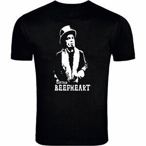 Captain Beefheart T-Shirt - Avant-Garde Rock Icon, Retro, 60's, 70 free delivery