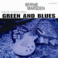 Barnie Marsden - Green & Blues: Tribute To Peter Green [New CD] UK - Import
