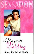 A Stranger is Watching by Linda Randall Wisdom (Paperback)