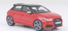 NEO 46421 - Audi S1 Sportback rouge / noir - 2014  1/43