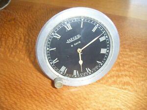 1920s Car Vintage, Jaeger Paris Eight Day Clock, Vauxhall 14-40, 23--60, 30-98.