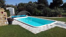 Gfk Schwimmbecken 6,20x3,00x1,50 Eckig Swimming Einbaubecken Eckpool Pool SET
