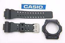 CASIO GA-300-1A G-Shock Original New Black Rubber Band & Bezel Combo GA-300