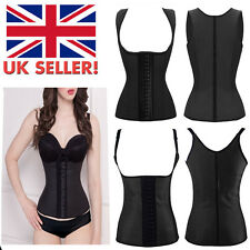 Women Wast Trainer Cincher Shaper Tummy Corset Bustier Belly Body Shapewear MFS