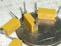 150 AVX SR205C104J8 .1UF 50V Radial Ceramic Capacitors