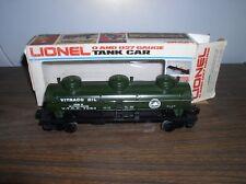 Lionel #7864 Virginia Train Collectors Club Car Custom Decorated
