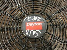 """DAYTON 33"""" BLACK POWDER COAT STEEL INDUSTRIAL FAN GUARD W/ 30"""" FAN BLADE"""