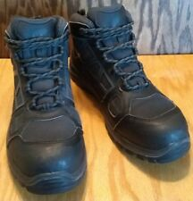 Red Wing Hiker boots Men size 13 Electrical Hazard Safety toe Waterproof