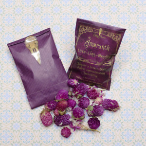 Amaranth organic herb for apothecary, holistic, magical, soapmaking, witchcraft