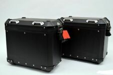 BMW R1200gs Adventure LC Black Aluminum Pannier Luggage Set 2014 K51