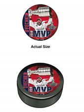2018 Stanley Cup Champions MVP Alex Ovechkin Hockey Puck Washington Capitals