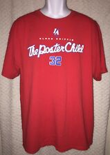 Blake Griffin Los Angeles Clippers the Poster Child T-Shirt Size Adult XL