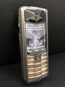 Original Brand Vertu Ascent X, Cellular Phone (Unlocked), Luxury, Stylish