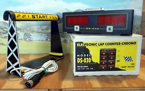 DS-030 ELECTRONIC LAP COUNTER TIMER - LANE 5 & 6 EXTENSION- (QTY 1) - NEW IN BOX