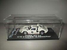 FORD GT40 N.15 LIGIER-GROSSMAN LE MANS 1966 BOX MODEL 8456 SCALA 1:43 2°SCELTA