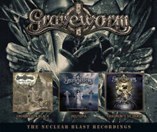 Graveworm : The Nuclear Blast Recordings CD (2018) ***NEW***