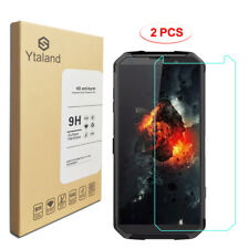 2Pcs Tempered Glass Film Cover Screen Protector For Blackview BV9500 /BV9500 Pro