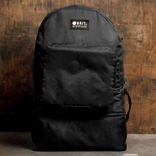 BAIT Lightweight Packable And Detachable Sneaker Nylon Backpack black