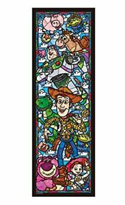 456-Piece Jigsaw Puzzle Toy Story Stained Glass Tightly Series [stained Ar Japan