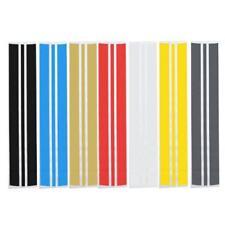 Striping Pin Stripe Steamline DOUBLE LINE Tape Car Body Decal Vinyl Sticker LD