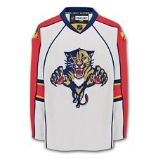 NHL Rbk Edge Authentic Florida Panthers Hockey Jersey New Size 46 MSRP $300
