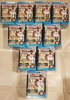 2019-20 Panini NBA Hoops Premium Stock Blaster Box Lot Of 10 NEW SEALED Cards