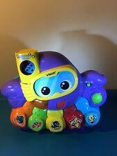 Vtech Musical Bubbles Octopus - Educational Bath Toy, 80-113500, Popular