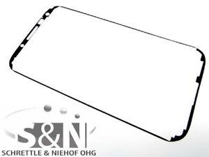 Samsung Galaxy Note 2 LTE GT-N7105 Colle Écran Tactile en Verre / Cadre