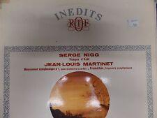 Serge Nigg Visages d'Axel Jean Louis Martinet   33RPM 011316 TLJ3