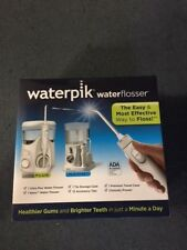 Waterpik Water Flosser Ultra Plus & Nano Combo Pack #100