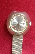 Vintage Very Rare Citizen Ladies Watch 25 Jewels Mechanical Working 1970s