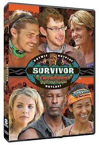 SURVIVOR 26 (2013) CARAMOAN - FANS vs FAVORITES II - US TV Season - R1 DVD sp