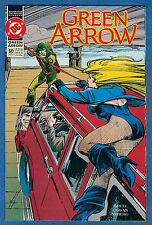 GREEN ARROW # 60  - DC 1992  (vf) Black Canary