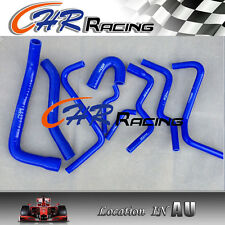 Silicone hose for COMMODORE VT-VX STATESMAN WH Supercharged 3.8L V6 L67 Blue